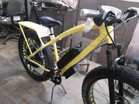 Brand new high range Electric fat bike
