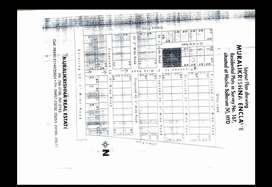 200 Sq yards Plot for sale in Macha Bollarum road Ice Factory