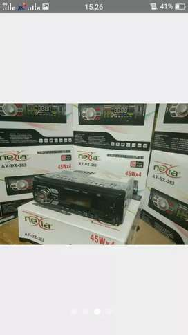 Nexia head unit usb radio super murah kwalitasnya oke