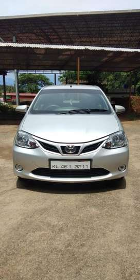 Toyota Etios Liva G, 2015, Petrol