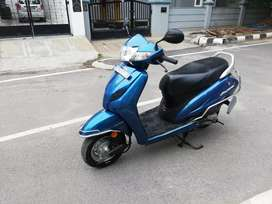 Auto India honda activa 4g bs4 Showroom Condition Up To Date Document