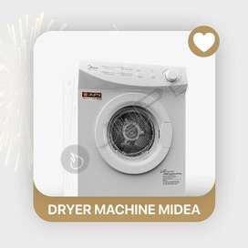 Dryer midea 6kg modif gas
