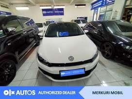 [OLX Autos] Volkswagen Scirocco 1.4 TSI Bensin A/T 2014 #Merkuri