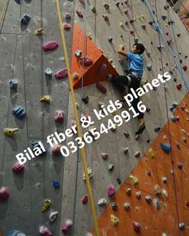 Wall Climbing For Kids