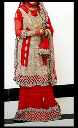 Lehnga with frock
