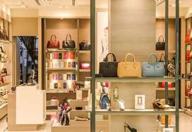 Shop In Bahria Town Abul Qasim Mall  Residency Main Jinnah Avenue, AQ