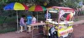 Required helper for hawker opp. JNMC college Belgaum