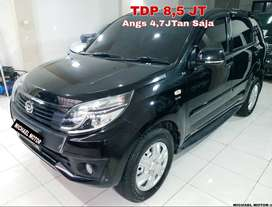 Daihatsu Terios DP10Jtn X MT Hitam 2016 Termurahhh