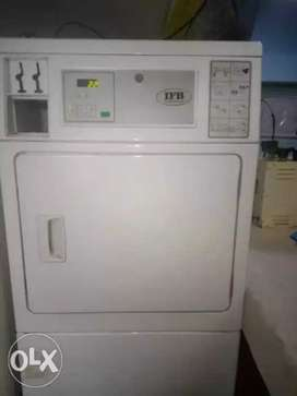 Laundry Commercial Dryer New Condition, 12 Kgs(80,000)