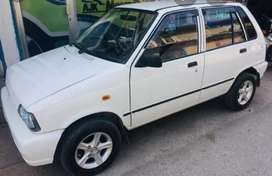 Mehran Cars available for booking with driver