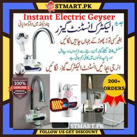 New Electric Geyser Water Tap