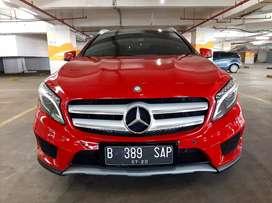 Mercedes-Benz GLA 200 AMG Sport 2015 Merah
