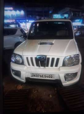 Mahindra Scorpio 2002-2013 VLX 2.2 mHawk Airbag BSIV, 2010, Diesel