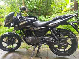 Pulsar on sale with exact showroom condition