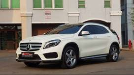 Mercedes Benz GLA200 Sport AMG Line 2016 Km 6Rb Facelift Panoramic !!!