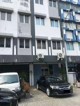 (SS1129) DIJUAL RUKO FURNISHED di Gading  Bukit Indah ,Bisa Nego