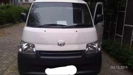 Daihatsu Grandmax blindvan putih 2017 gresss