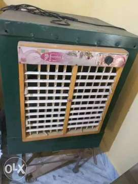 Desert cooler 85lts crompton greaves with stand