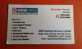 Business loan(secure and unsecured)