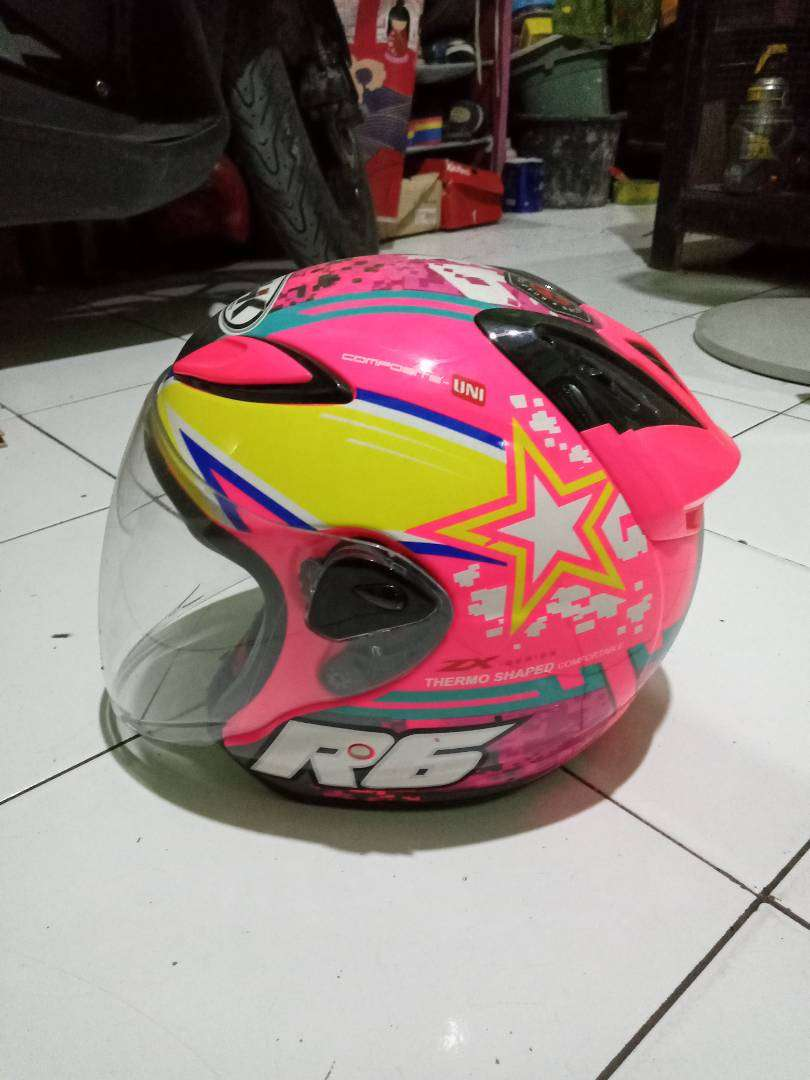 Nhk r6 pink murah 0