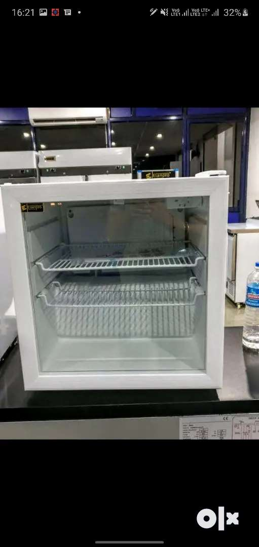 Elanpro 70 ltr Display table top fridge. Good condition. 1yr used only 0