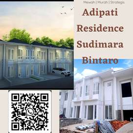 rumah minimalis bintaro sudimara bintaro