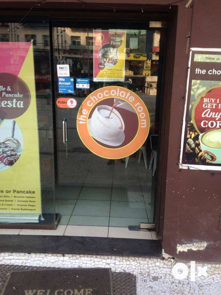 the chocolate room selling infocity gandhinagar