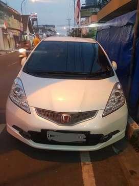 Honda jass rs putih matic