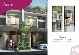 Magnolia Azure Rumah Asri - Modern di Kawasan Bisnis Tangerang