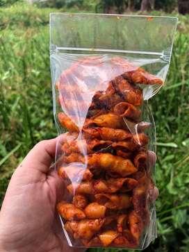 Kacang sembunyi pedas & manis