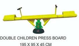 Double Children Press Board Alat Fitness Outdoor Garansi 1 Tahun