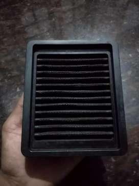 Ktm K&N power filter