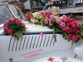 Replica Vintage Wedding Car
