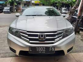HONDA CITY 1.5 E manual 2013 Bisa Cash/Kredit