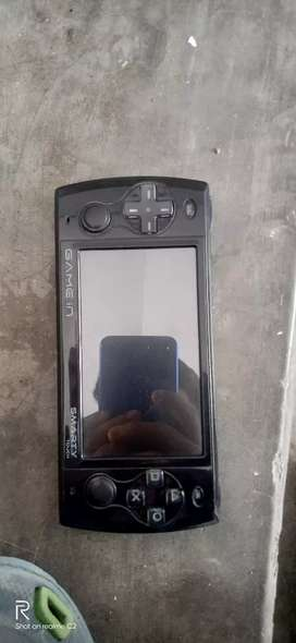 Mitoshi psp with camera and many games