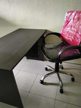 kursi kantor+ meja