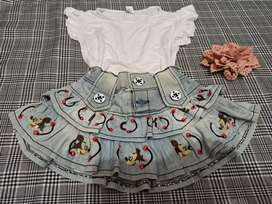 Set baju / dress anak