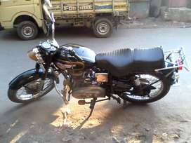 Royal Enfield Bullet 45000 Kms 2010 year