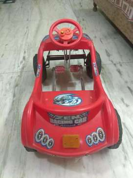 Pedal kids Car (Red color)