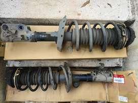 Honda city 2013 front shock absorber originacl stock condition.
