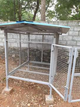 Cage for dog, cats , birds