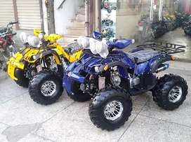Youngster Boys Sports Atv Quad Petrol Bike 4 Wheels Delivers all Pak