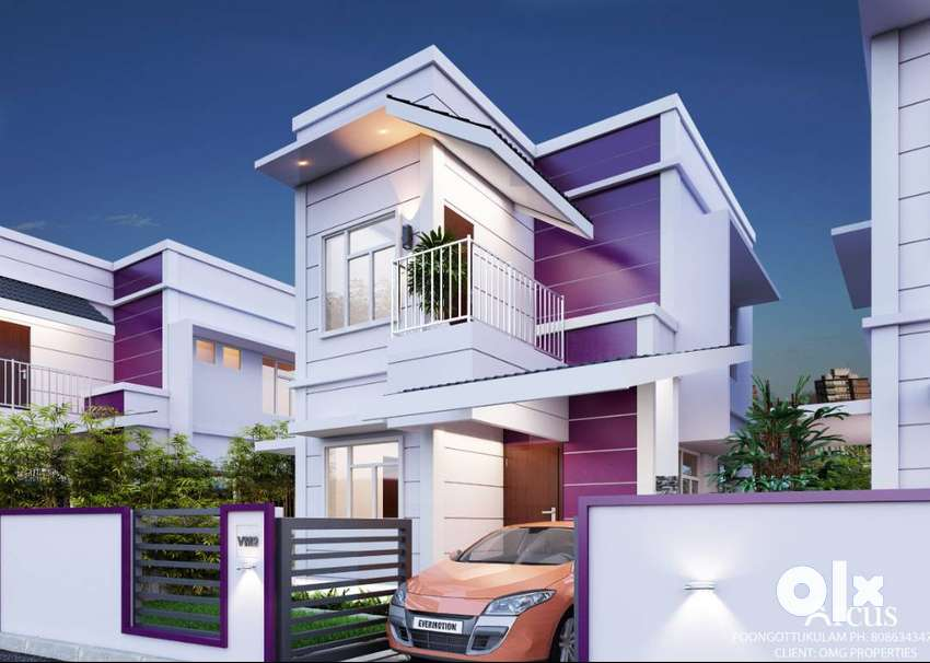 Affordable Premium villas @ Chandranagar, Palakkad 0