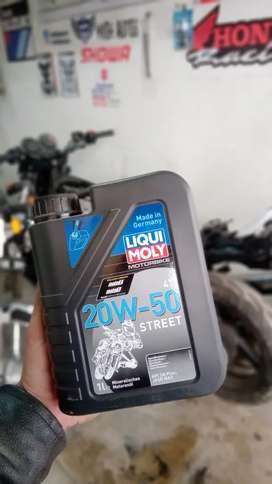 Liqui Moly Engine oils
