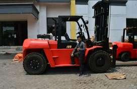 Forklift di Tebo Murah 3-10 ton Mesin Isuzu Mitsubishi Powerful