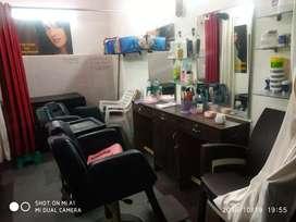 URGENT SALE!! Running beauty salon..