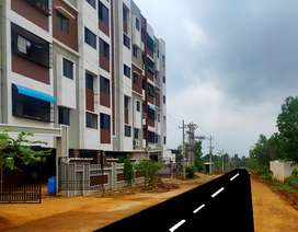 Hill View Residential Flats On Located At Sujatha nagar