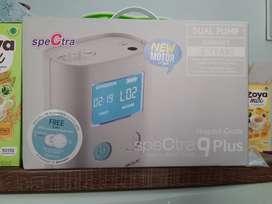 Pompa ASI Elektrik SPECTRA 9 PLUS ADVANCED/Dual Electric Breast Pump