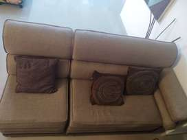 5 seater Sofa in very good condition, 5 years old