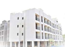 1 BHK spacious flat for 28.50 lakhs only just 3.5 km from Panvel